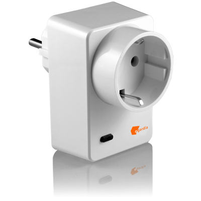 Smart Plug with Dutch/German/Austrian socket (SPLUG-29)